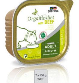 Specific Specific F-bio-w Organic Rund 7x100gr