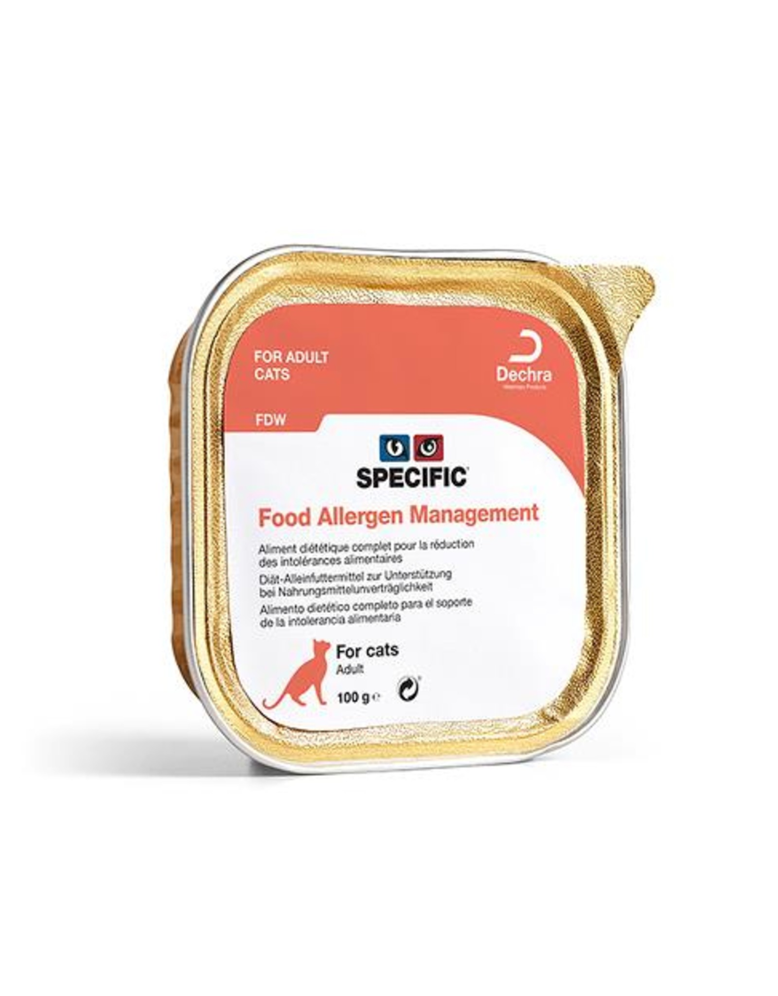 Specific Specific Fdw Food Allergy 7x100gr Kat