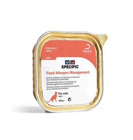 Specific Specific Fdw Food Allergy 7x100gr Katze