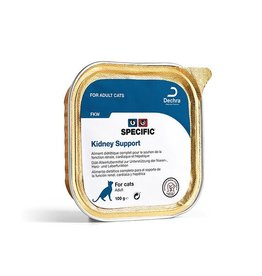 Specific Specific Fkw Kidney Support 7x100gr Cat