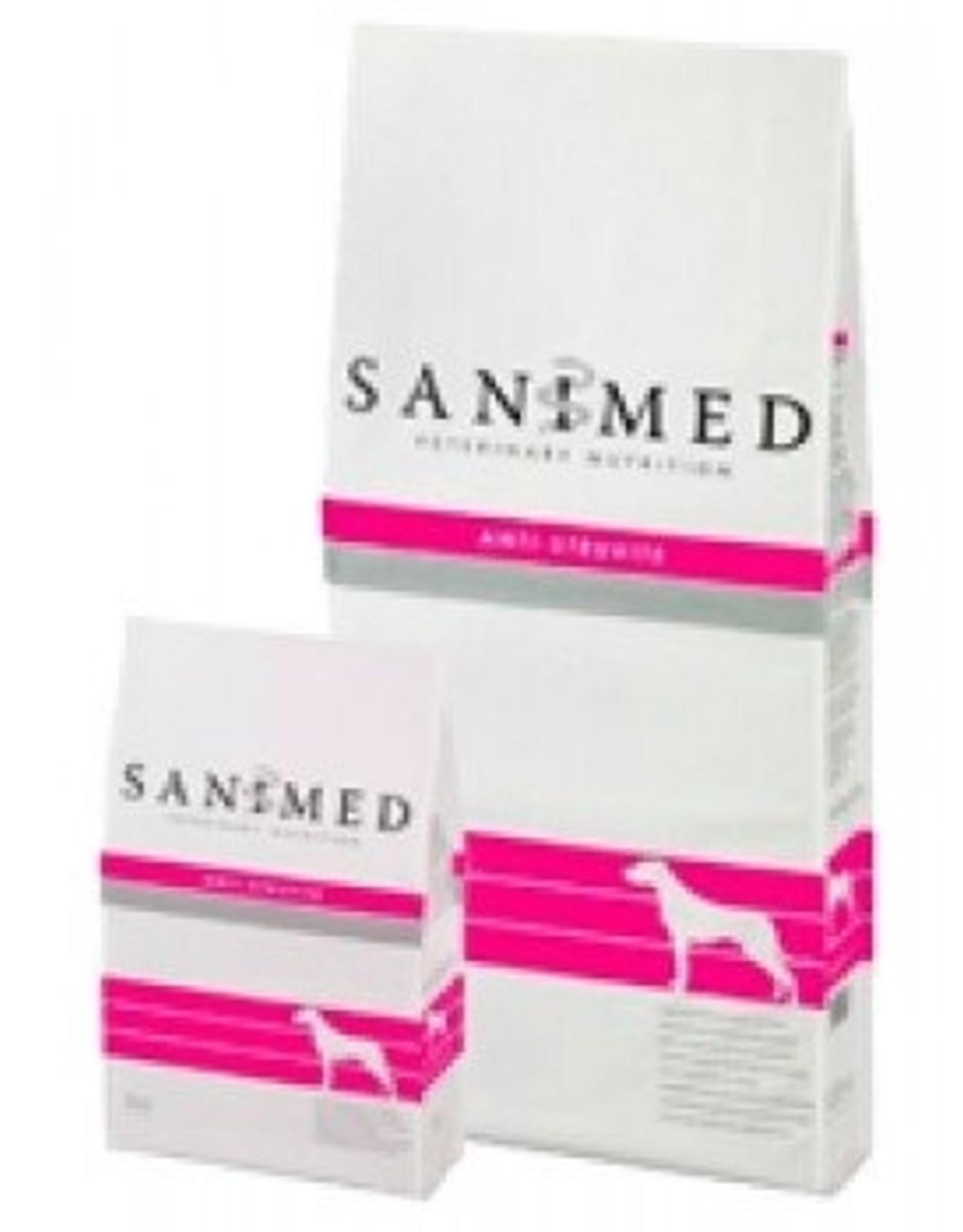 Sanimed Sanimed Anti Struvite Hond 12,5kg