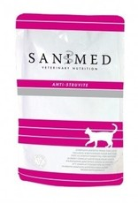 Sanimed Sanimed Anti Struvite Cat 12x100g