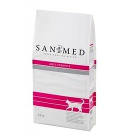 Sanimed Sanimed Anti Struvite Kat 4,5kg