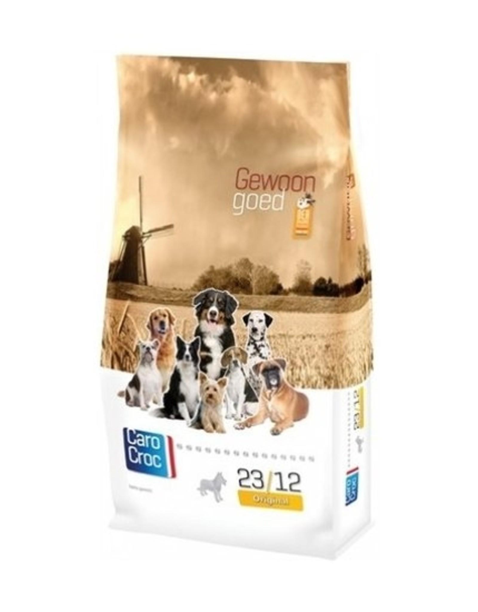Sanimed Sanimed Carocroc 23/12 Hond Chk Rice 15kg