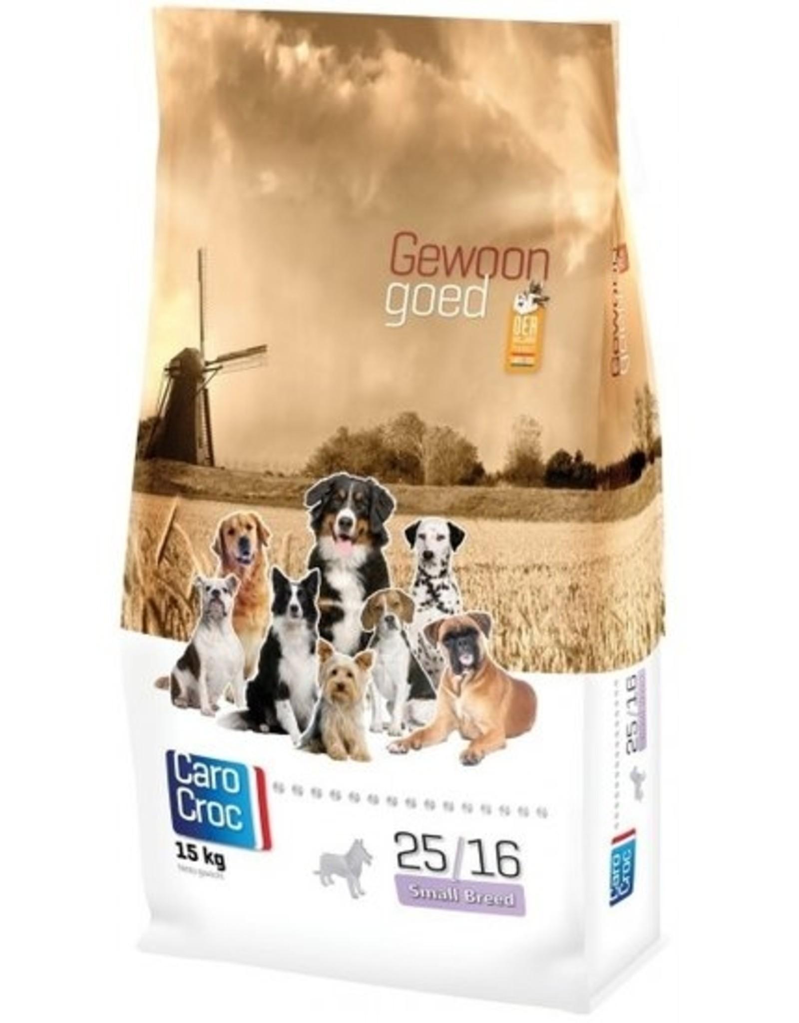 Sanimed Sanimed Carocroc 25/16 Mini Canine Chk Riz 3kg