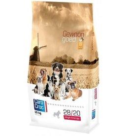 Sanimed Sanimed Carocroc 28/20 Canine High Energy Chk Rice 15kg