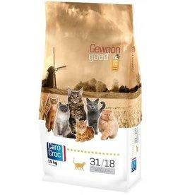 Sanimed Sanimed Carocroc Feline 31/18 Fish Rice 6x400gr