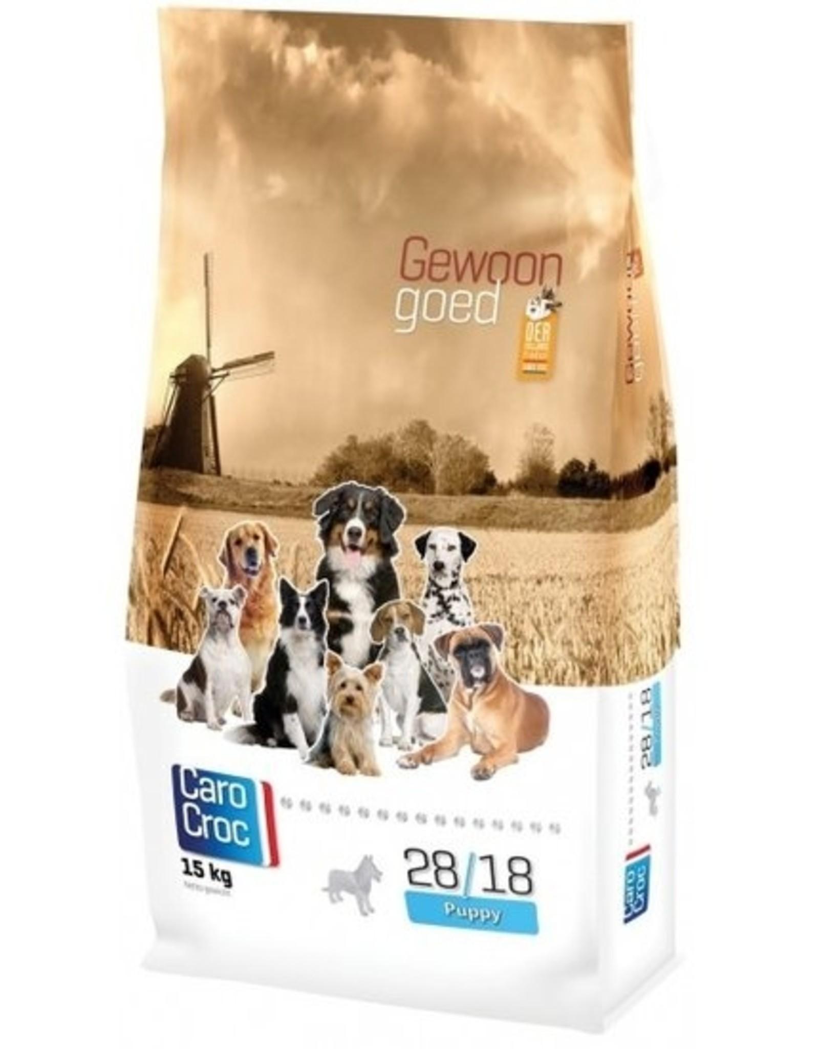 Sanimed Sanimed Carocroc Puppy 28/18 Chk Riz 3kg