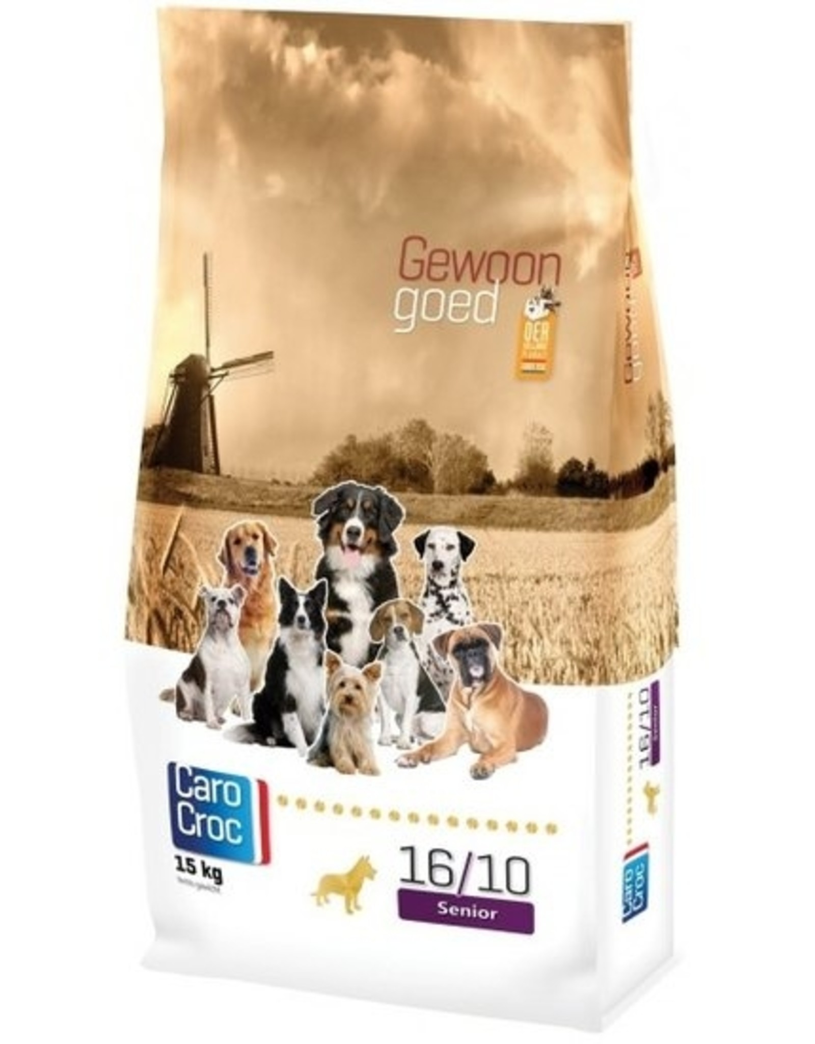 Sanimed Sanimed Carocroc Senior Canine 16/10 Lamb Rice 15kg
