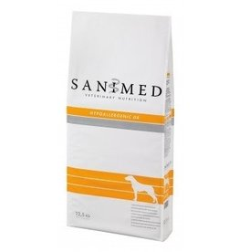 Sanimed Sanimed Hypoallergenic Dog Duck Rice 12,5kg
