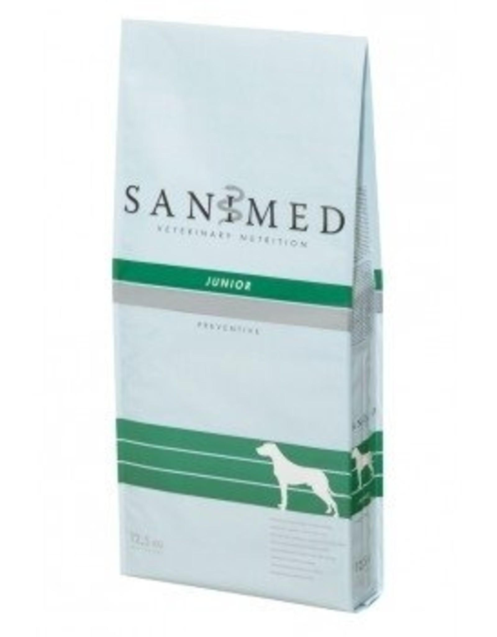 Sanimed Sanimed Preventive Hond Junior 3kg