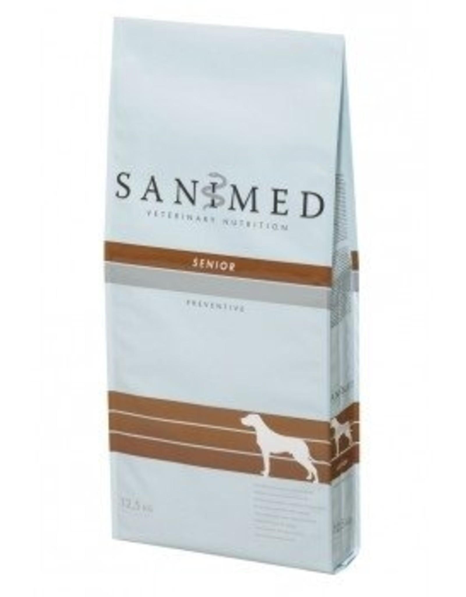 Sanimed Sanimed Preventive Hond Senior 12,5kg