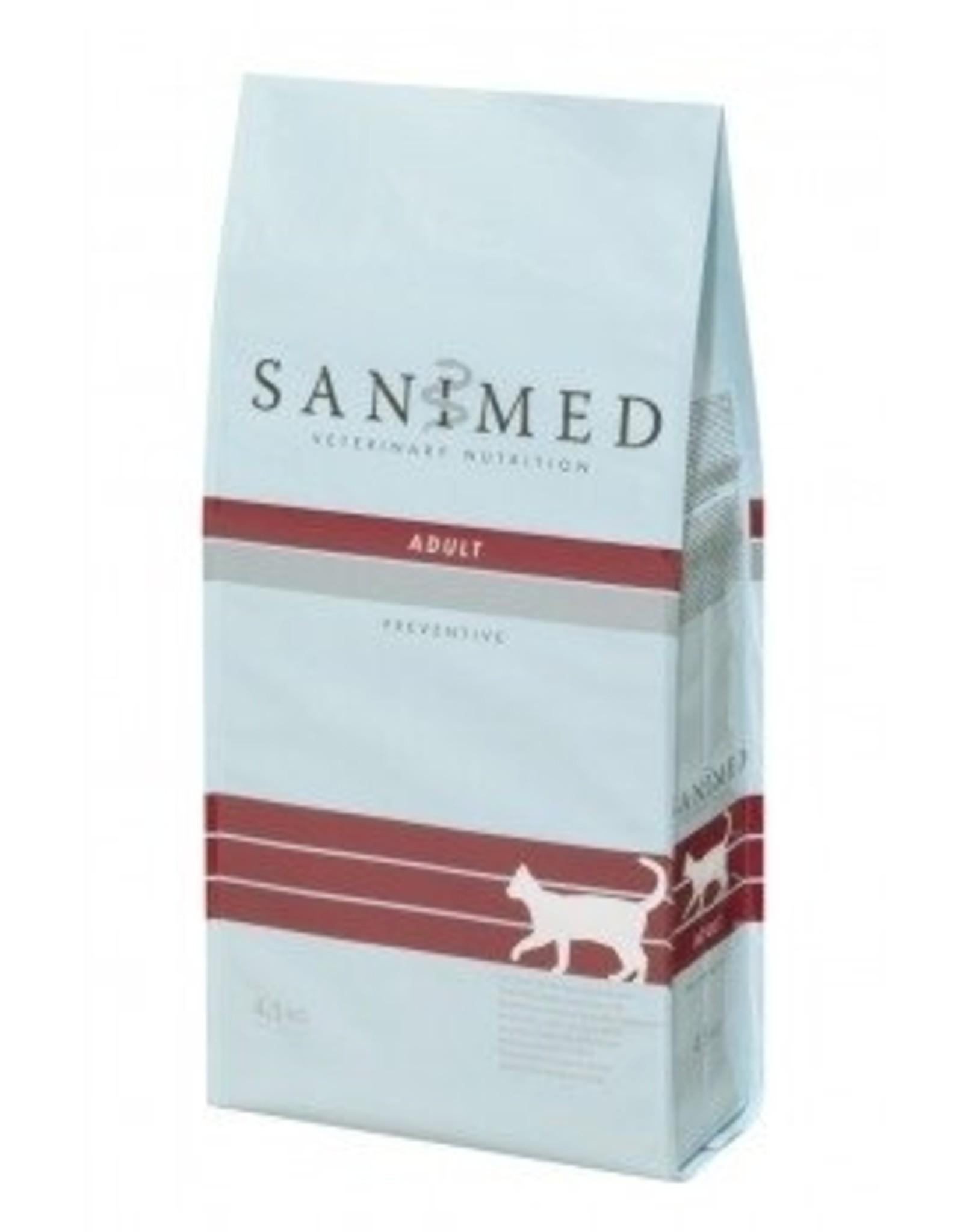 Sanimed Sanimed Preventive Chat Adult 1,5kg