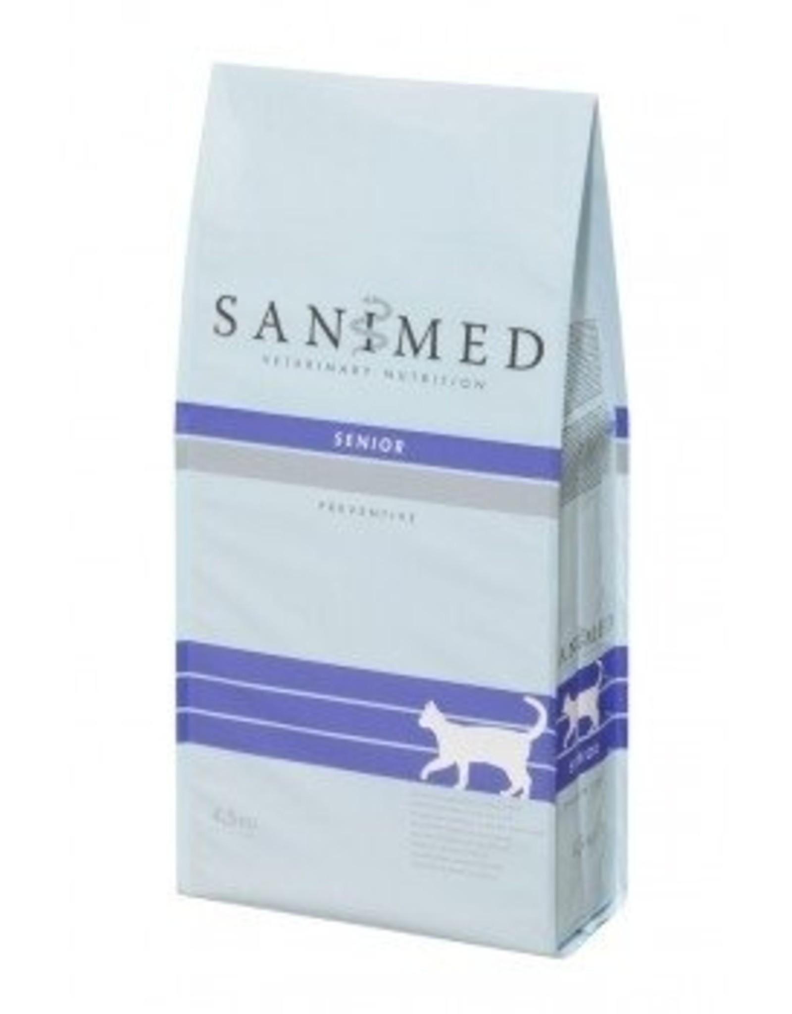 Sanimed Sanimed Preventive Chat Senior 4,5kg