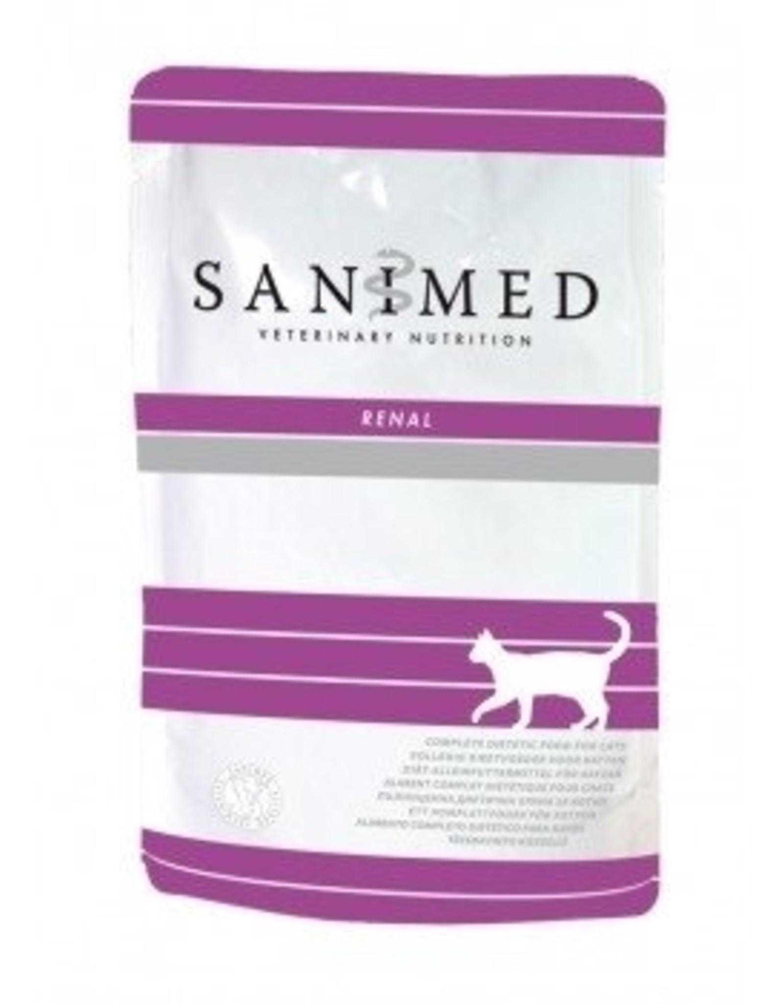 Sanimed Sanimed Renal Cat 12x100g