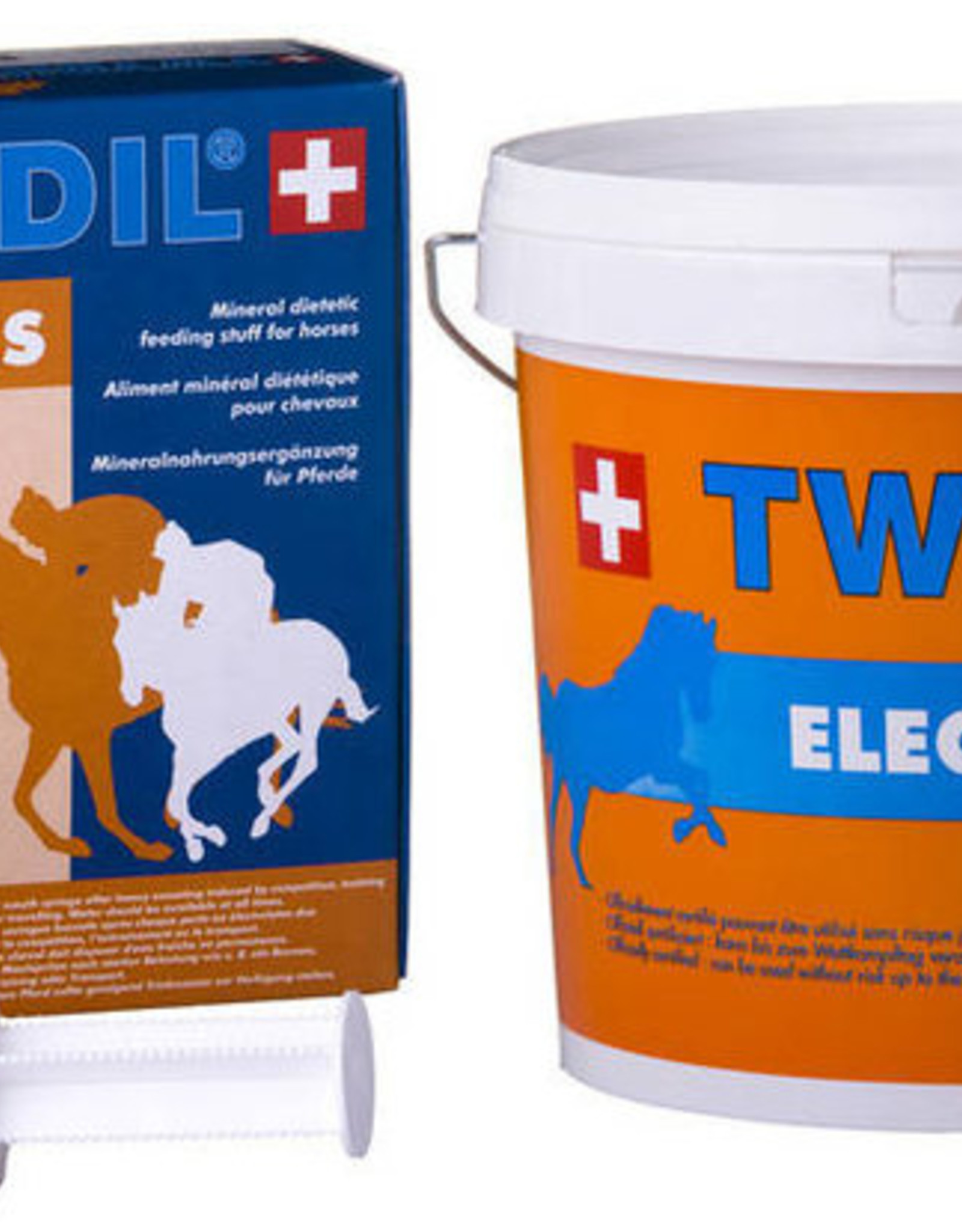 TWYDIL Twydil Electrolytes 10 Spuiten