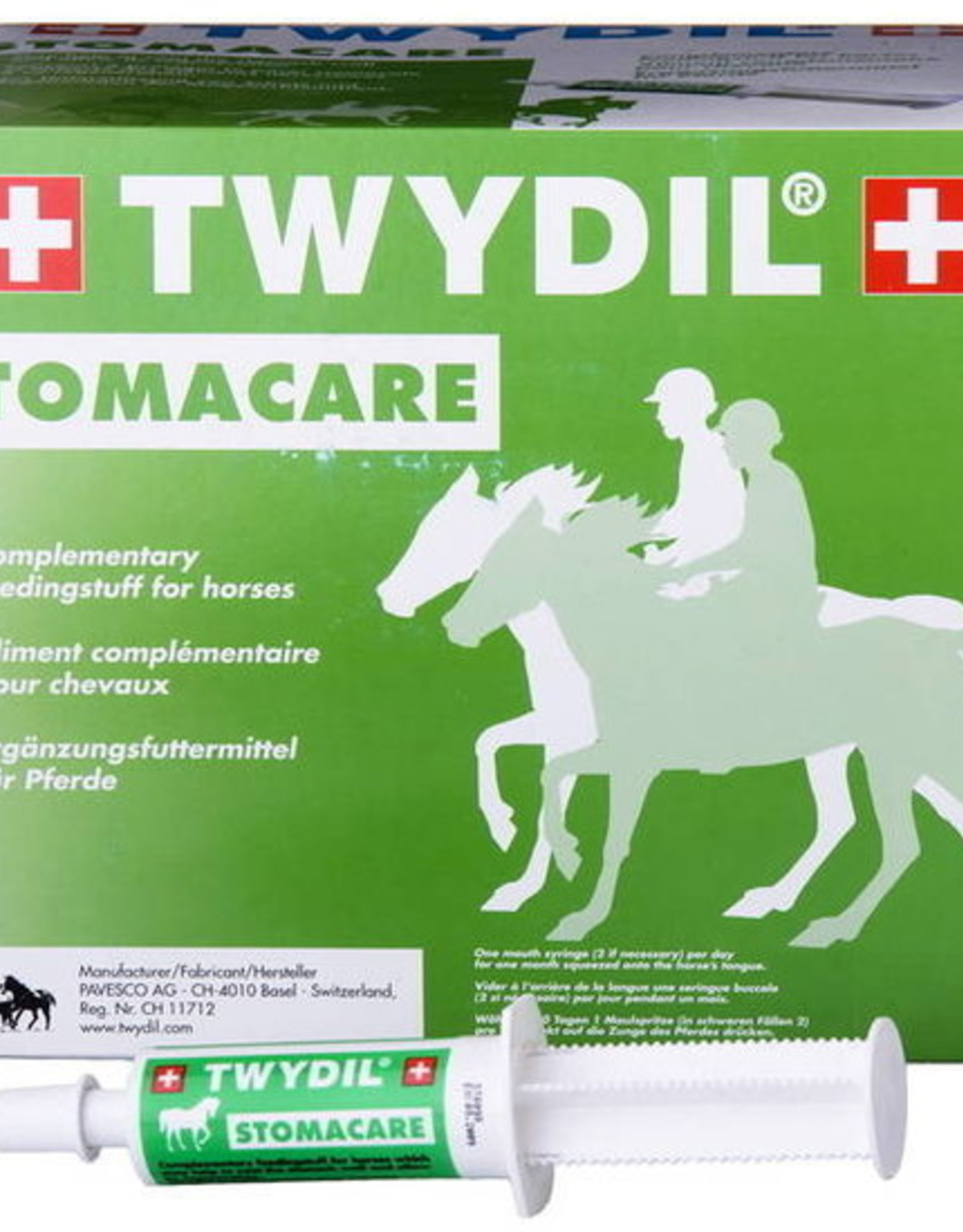 TWYDIL Twydil Stomacare 30 Spuiten