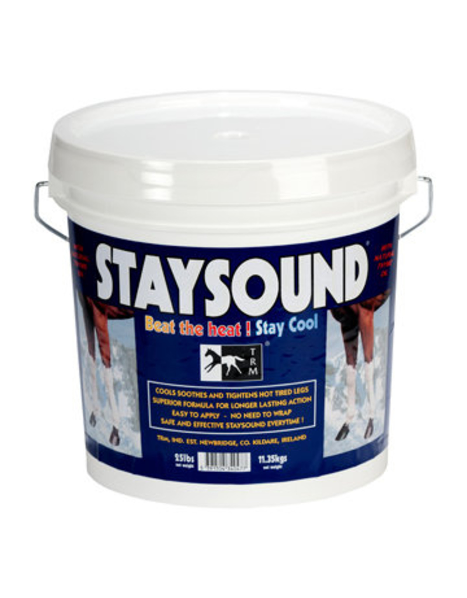 TRM Staysound Clay 11,35kg