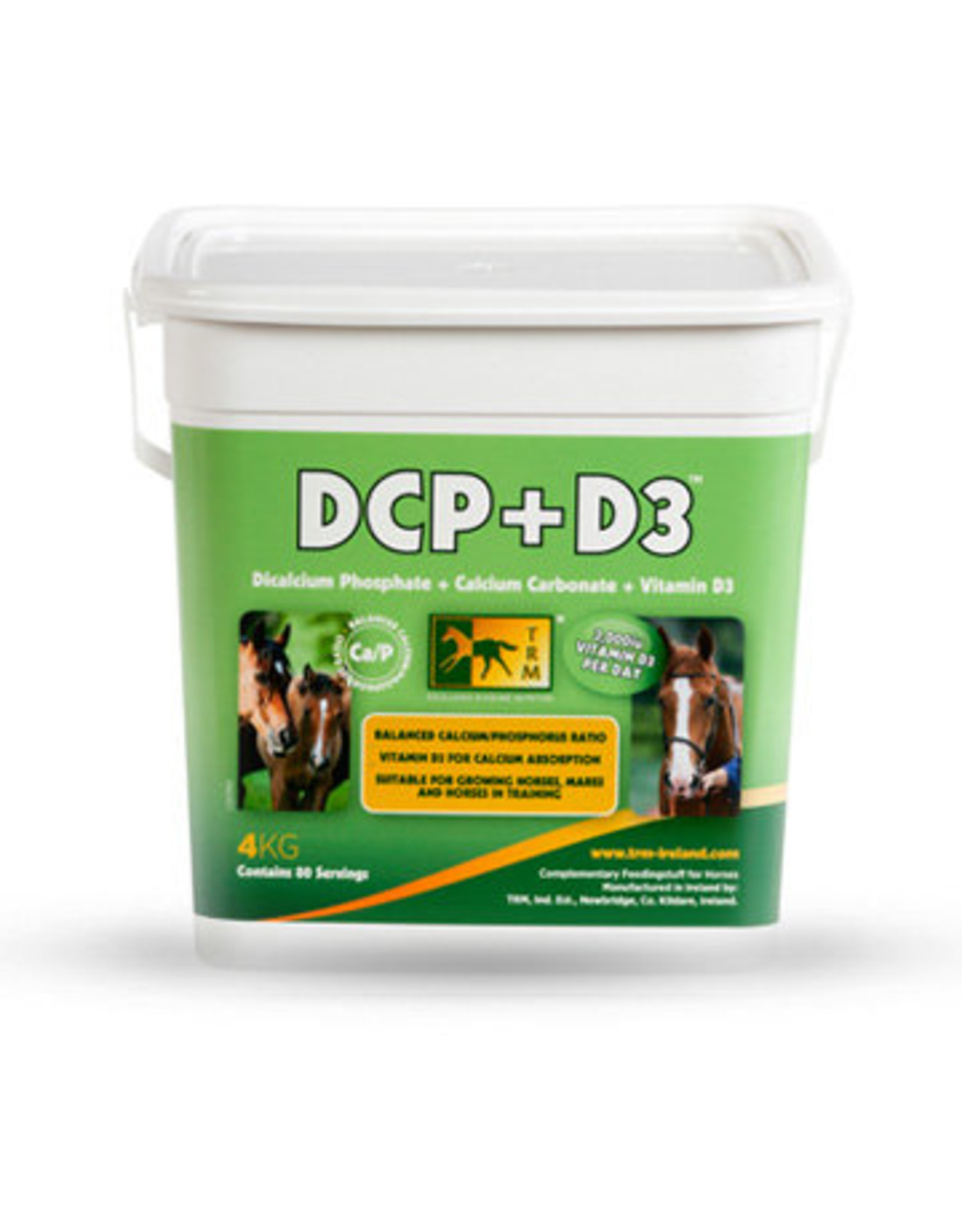 TRM Di-calcium Phospate + D3 4kg