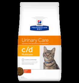 Hill's Hill's  Prescription Diet  C/d  Multicare Katze (huhn) 5 Kg