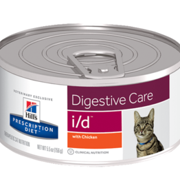 Hill's Hill's Prescription Diet I/d Cat (chicken) 24x82gr
