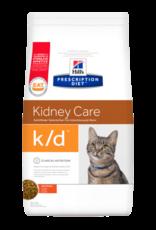 Hill's Hill's Prescription Diet K/d Feline 1,5kg