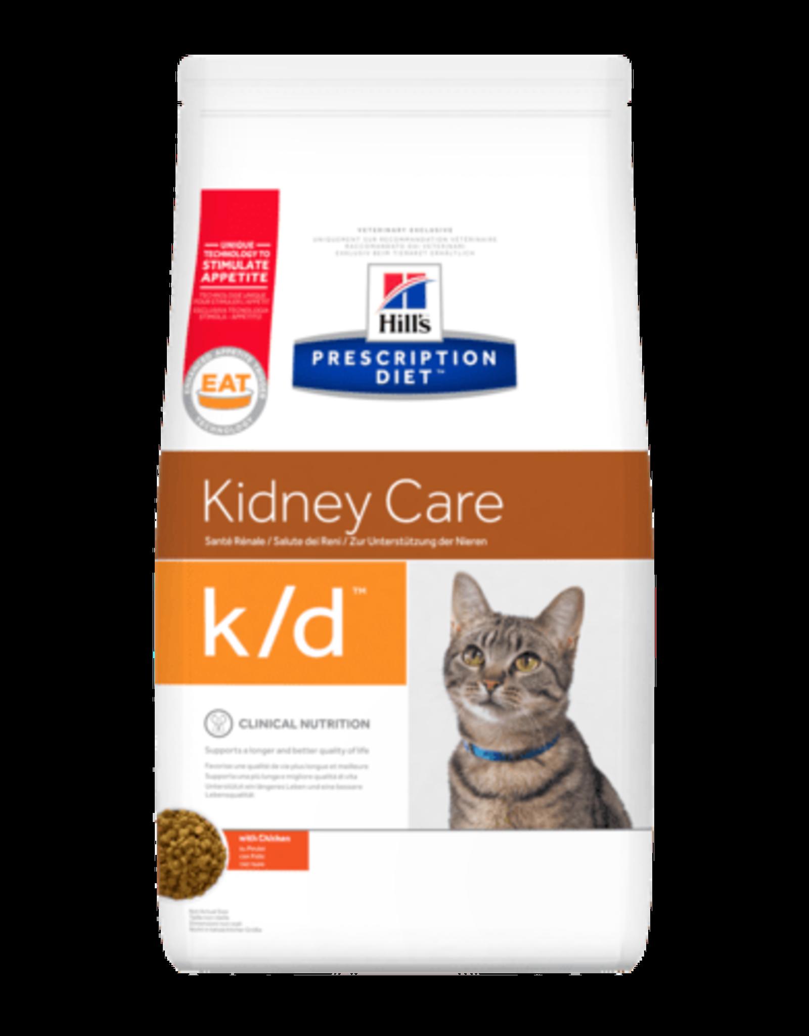 Hill's Hill's Prescription Diet K/d Kat 1,5kg