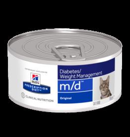 Hill's Hill's Prescription Diet M/d Kat 24x156gr