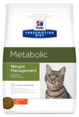 Hill's Hill's Prescription Diet Metabolic Weight Management Chat 4 Kg
