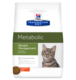 Hill's Hill's Prescription Diet Metabolic Weight Management Katze 4 Kg