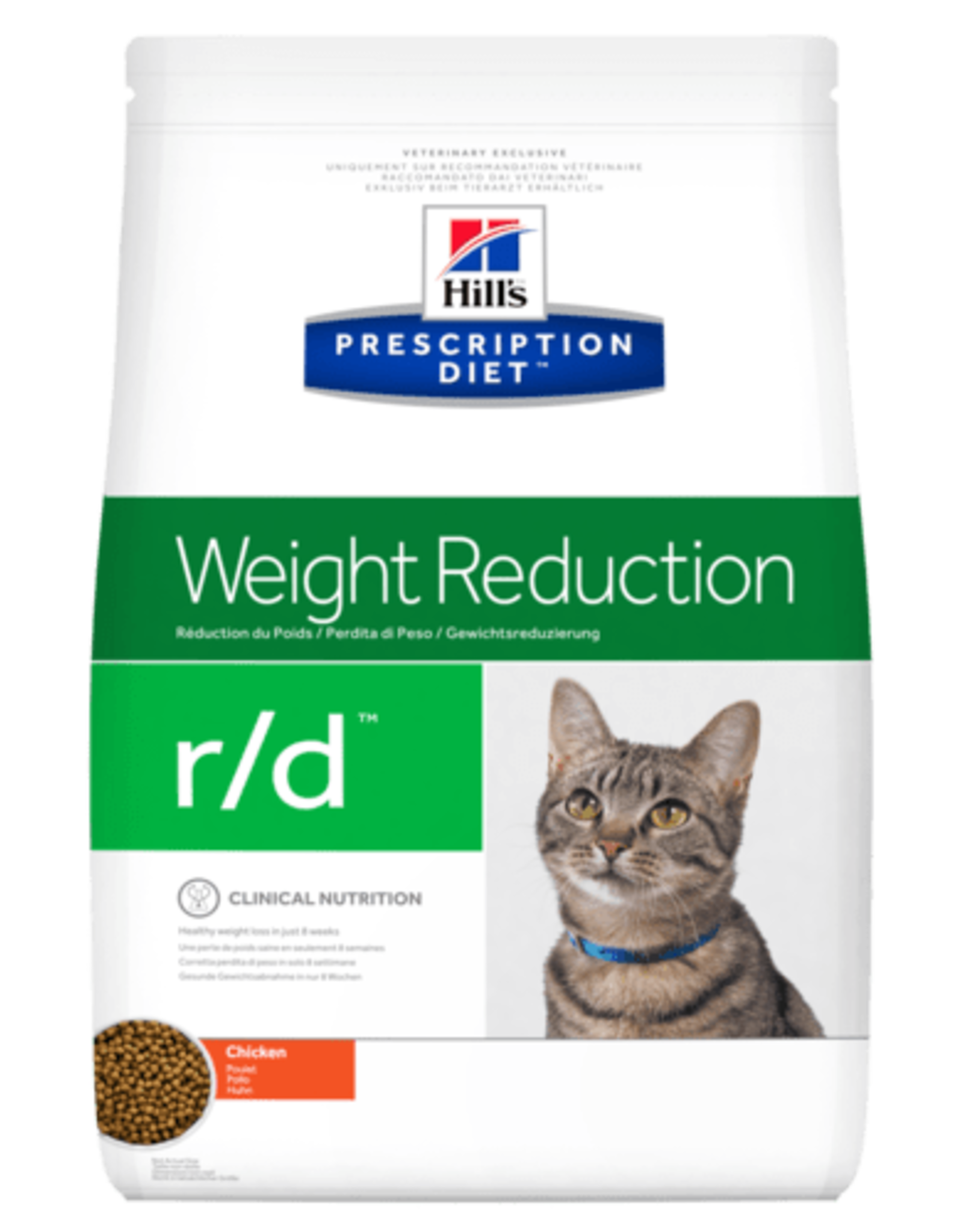 Hill's Hill's Prescription Diet R/d Chat5 Kg