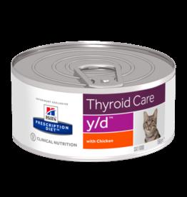 Hill's Hill's  Prescription Diet  Y/d  Katze 24x156gr