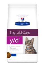 Hill's Hill's Prescription Diet Y/d Cat 1,5kg