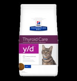 Hill's Hill's Prescription Diet Y/d Cat 1,5kg