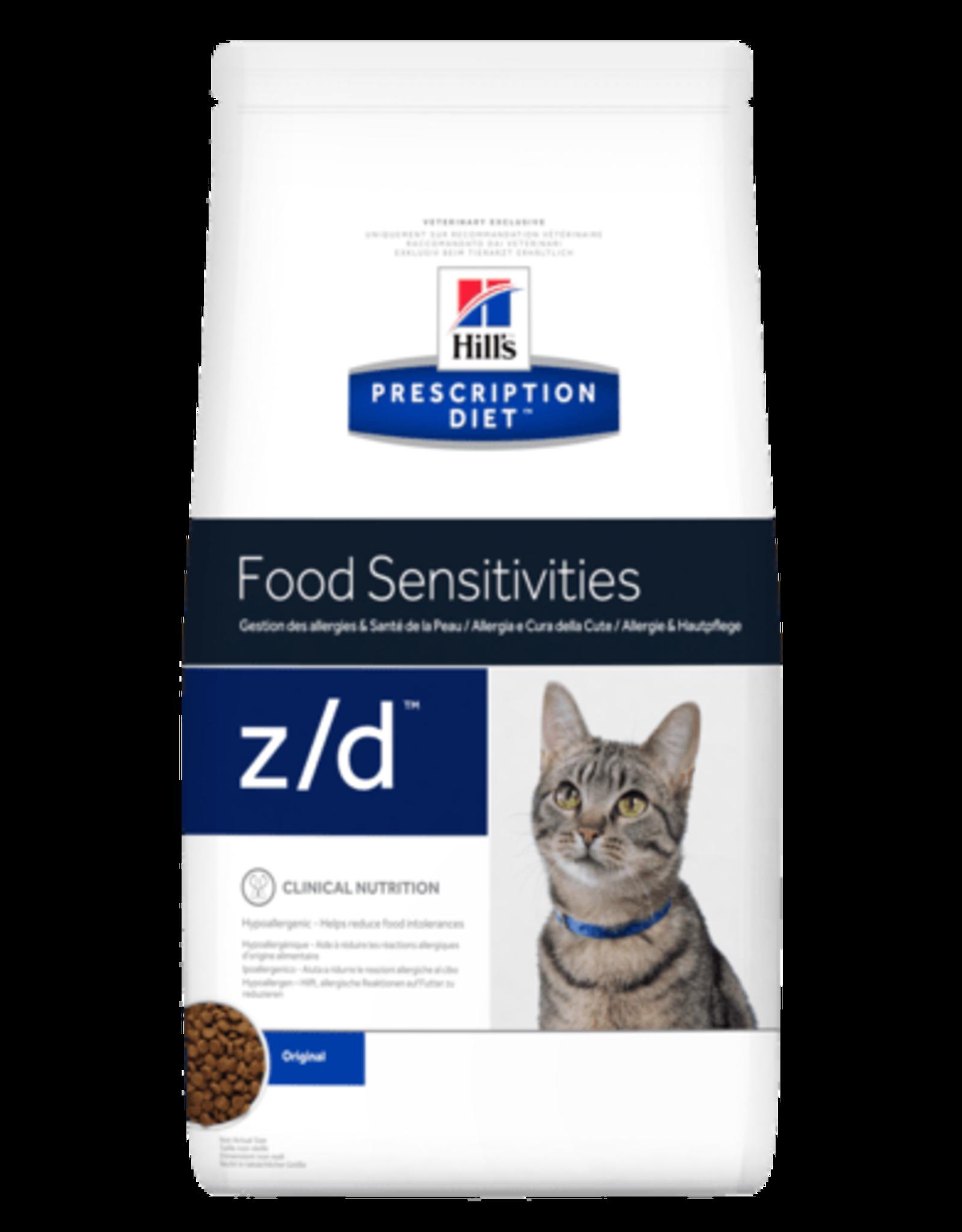 Hill's Hill's Prescription Diet Z/d Low Allergen Chat 2 Kg