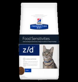 Hill's Hill's Prescription Diet Z/d Low Allergen Cat 2 Kg