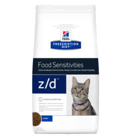 Hill's Hill's Prescription Diet Z/d Low Allergen Kat 2 Kg