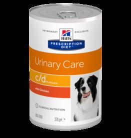 Hill's Hill's Prescription Diet C/d Canine 12x370gr