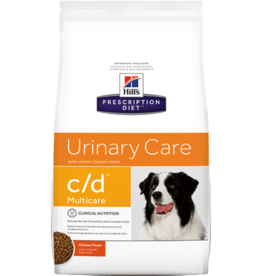 Hill's Hill's Prescription Diet C/d Chien 2kg