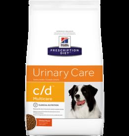 Hill's Hill's Prescription Diet C/d Hund 2kg