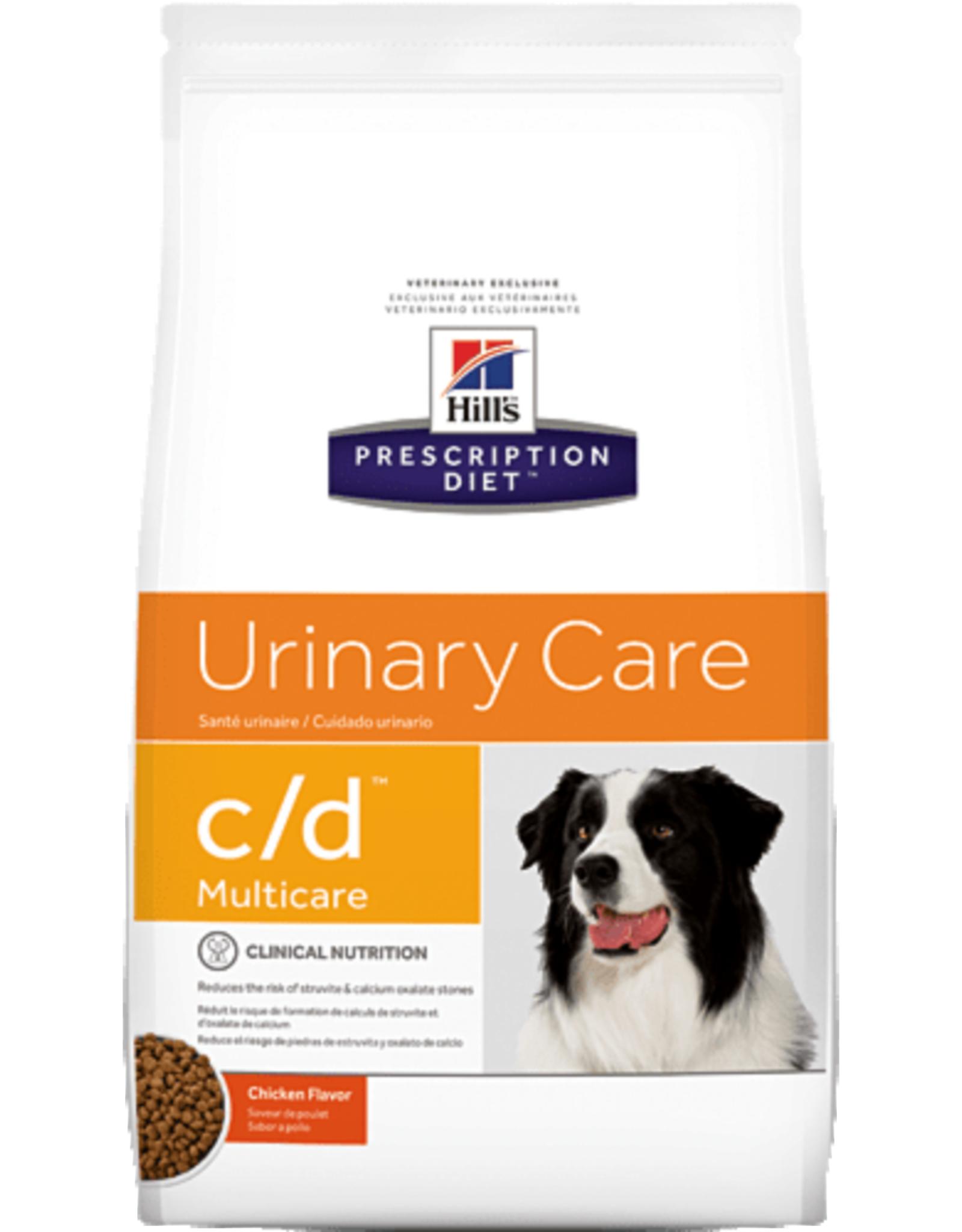 Hill's Hill's Prescription Diet C/d Canine 5kg