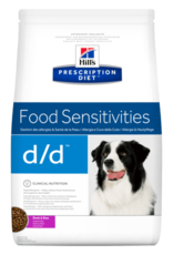 Hill's Hill's Prescription Diet D/d Chien (canard & Riz)  2kg