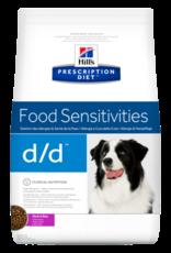 Hill's Hill's Prescription Diet D/d Hond (duck & Rice) 2kg