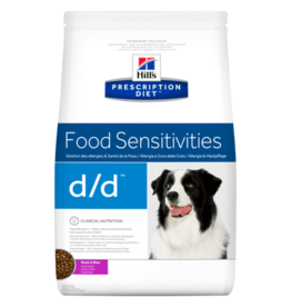 Hill's Hill's Prescription Diet D/d Hund (ente & Reis)  2kg