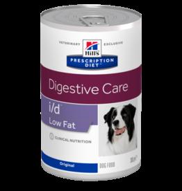 Hill's Hill's Prescription Diet I/d Low Fat Dog 12x360gr