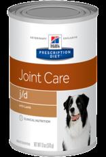 Hill's Hill's Prescription Diet J/d Dog 12x370gr