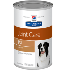 Hill's Hill's Prescription Diet J/d Chien 12x370gr