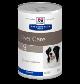 Hill's Hill's Prescription Diet L/d Hund 12x370gr