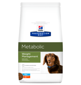 Hill's Hill's Prescription Diet Metabolic Weight Management Chien Mini 6kg