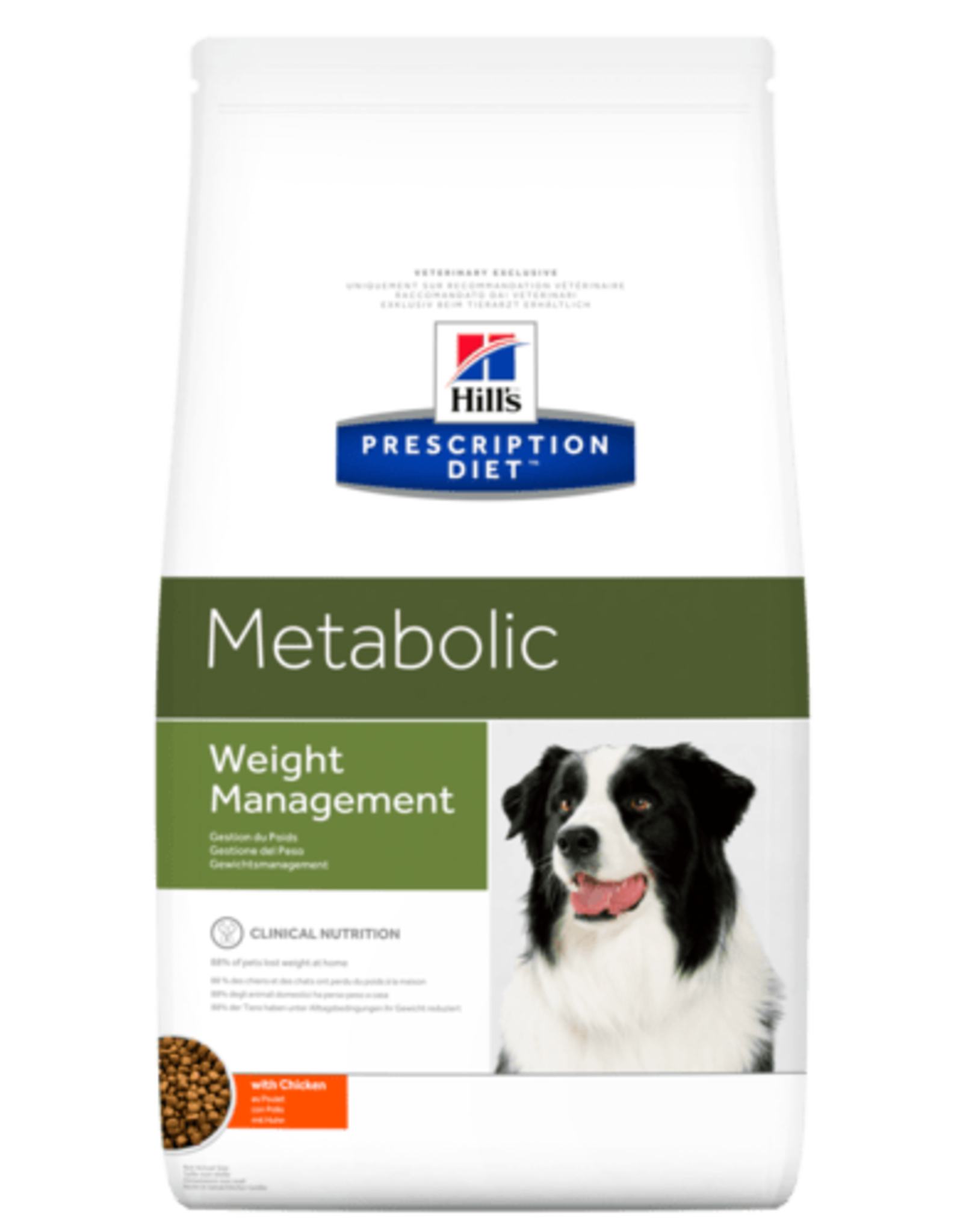 Hill's Hill's Prescription Diet Metabolic Advanced Weight Solution Dog 1,5kg
